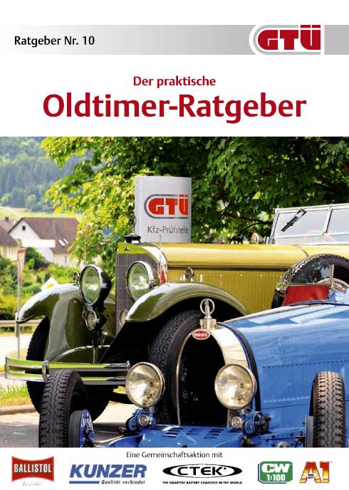 Oldtimer-Ratgeber