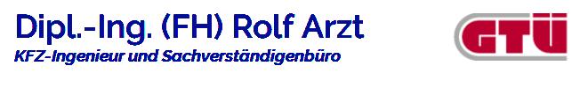 Dipl.-Ing. (FH) Rolf Arzt